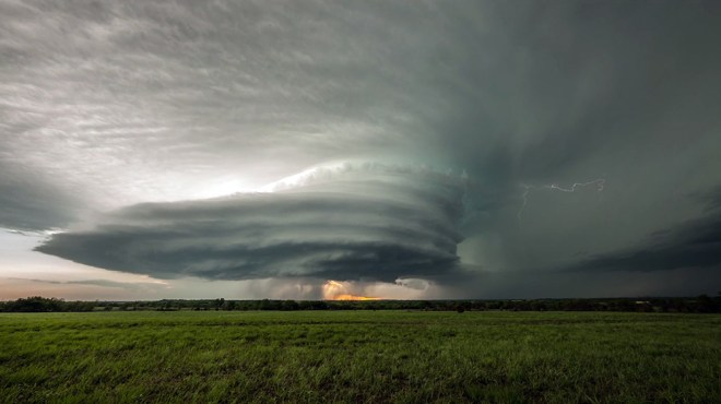 Supercell Storm 05407558
