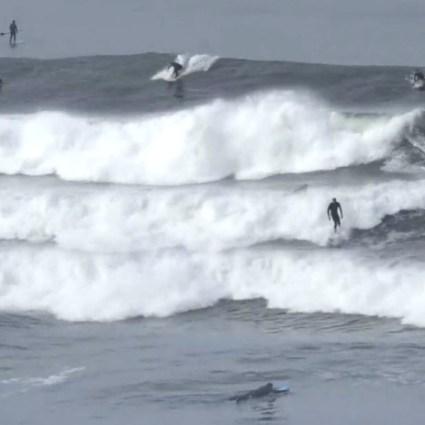 Une vidéo expérimentale de Cy Kuckenbaker qui fait tenir 2h de surf en 2 minutes