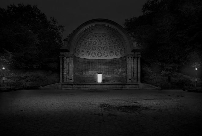 Naumburg Bandshell - Central Park / Michael Massaia