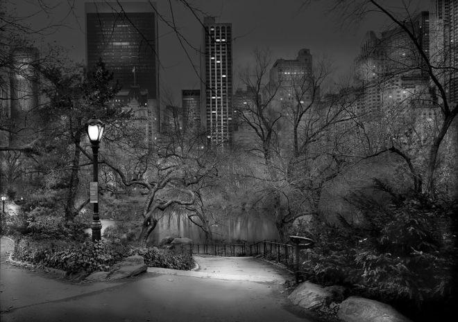 Southview 4am - Central Park / Michael Massaia