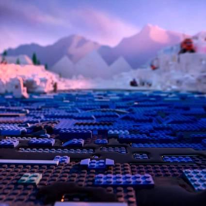 «Tout n'est pas génial», une campagne Greenpeace de sensibilisation contre LEGO et Shell