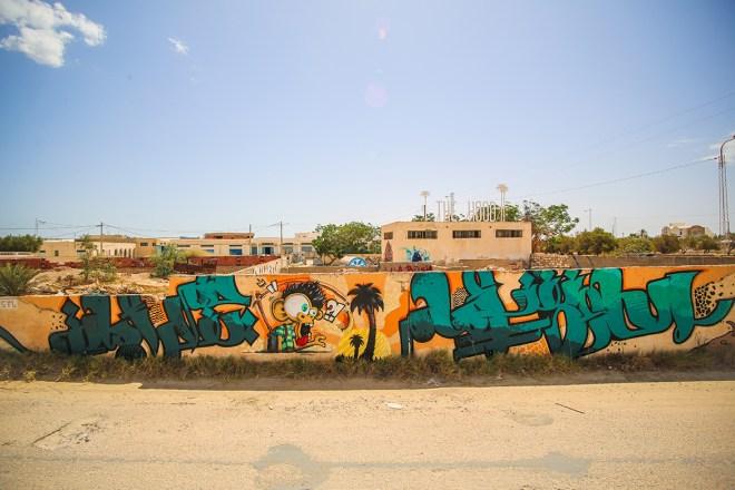 ST4 CREW - Djerbahood