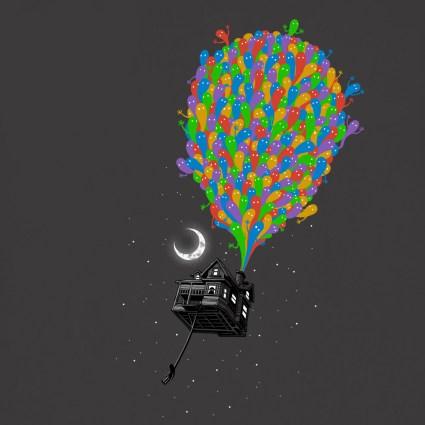Les illustrations drôles et décalées de Ben Chen