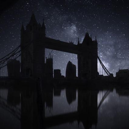 Blackout City by Nicholas Buer