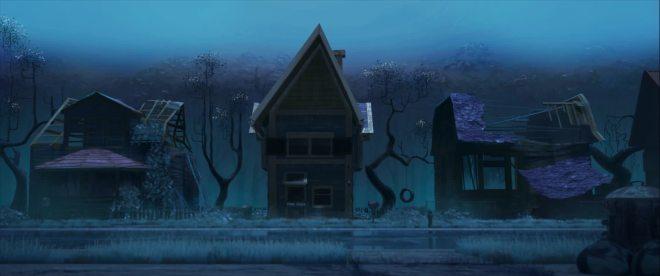 Home Sweet Home - Animation