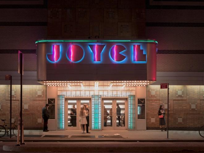 The Joyce Theater, New York City, 2014