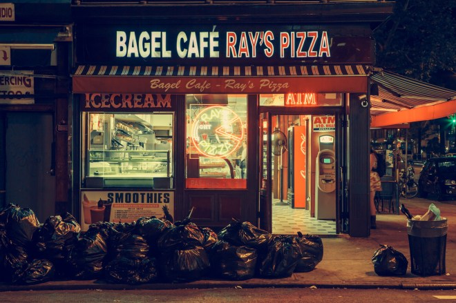 Ray's Pizza, New York City, 2014