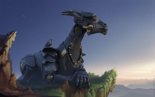 Black Dragon - Nikita Veprikov
