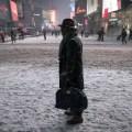 Tempête de Neige à New York