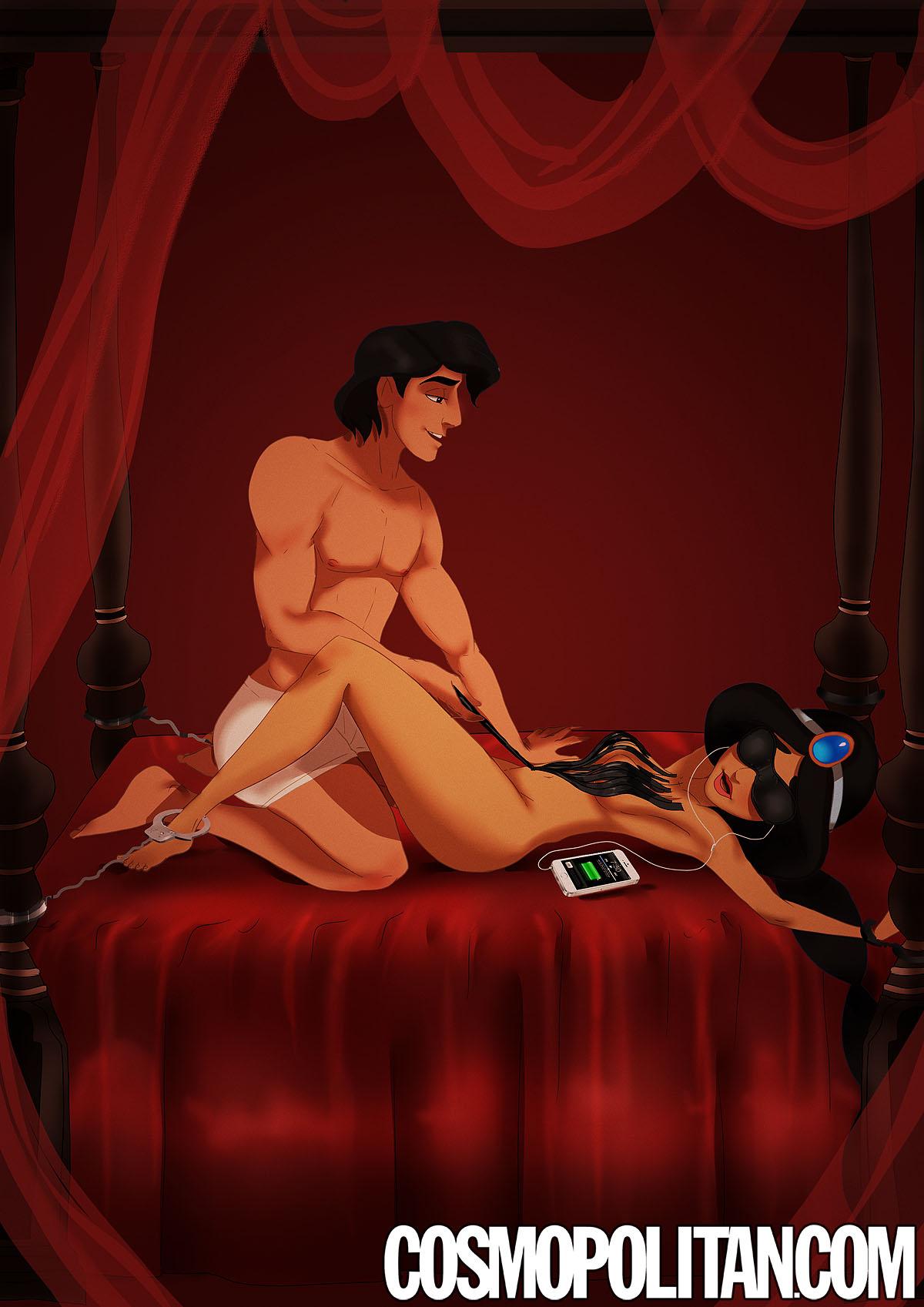 Jasmine & Aladdin, Aladdin
