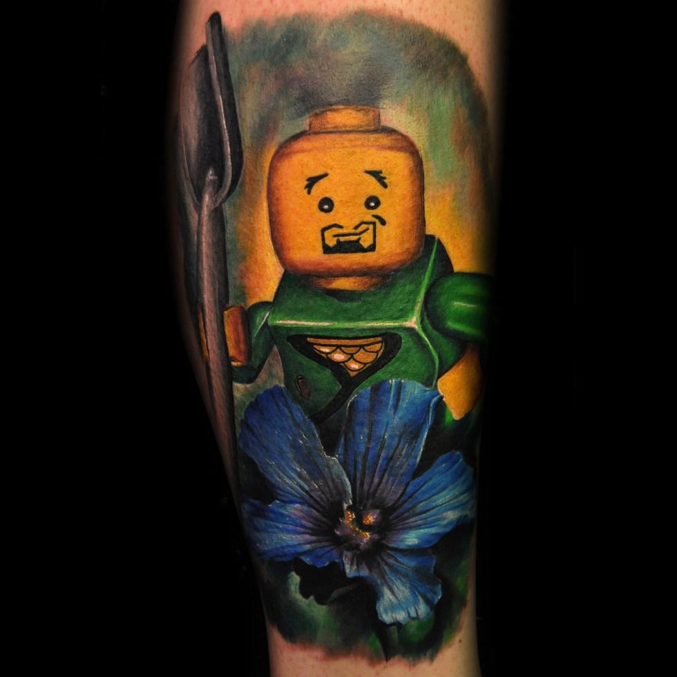 Max Pniewskis Tattoos 55293071