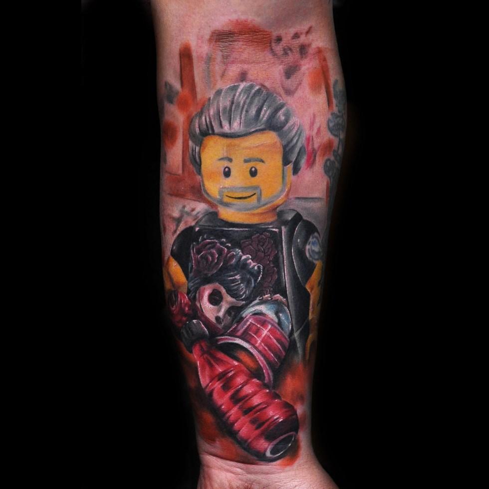 Max Pniewskis Tattoos 97655660