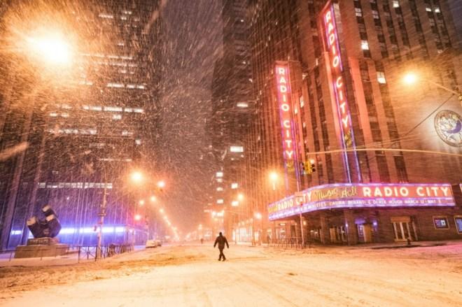 NYC snowpocalypse - Anthony Quintano 0007