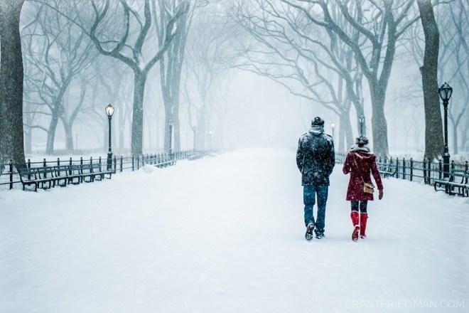 A Walk Through The Snow - Grant Friedman 0006