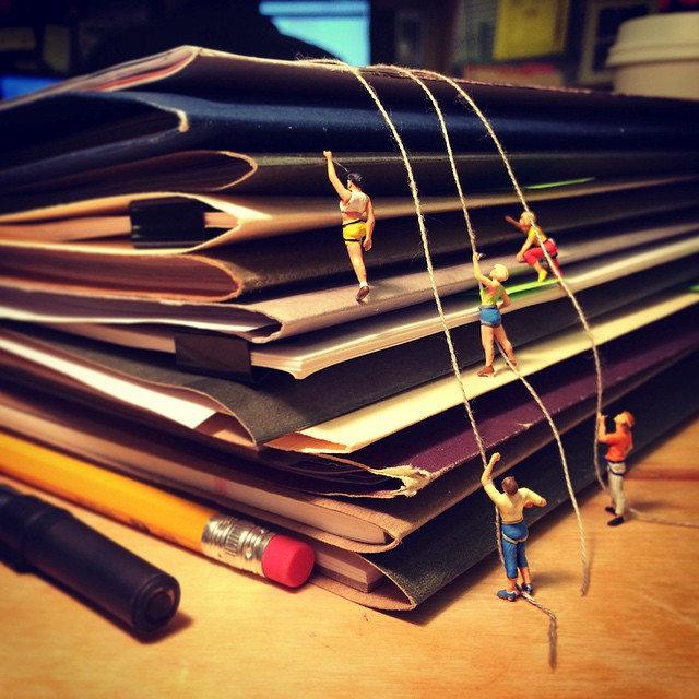 Every vacationer knows there is a mountain of work waiting for them to come back