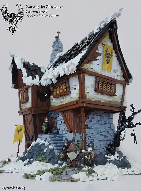 Crow's Nest - LEGO - David Hensel