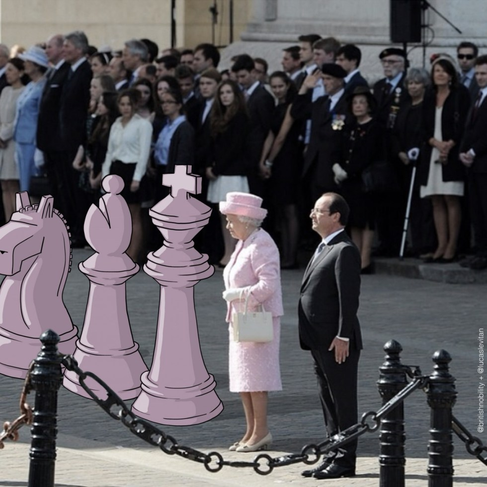 God Play The Queen - Photos Invasion ©Lucas Levitan