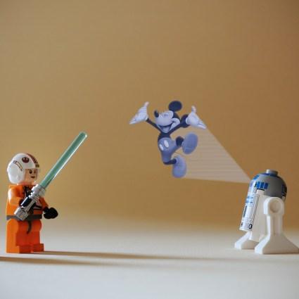 Legographie / Samsofy