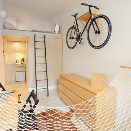 Design d'intérieur d'un appartement par Szymon Hanczar