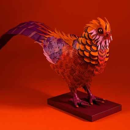 Sculptures de Zim & Zou pour Hermès Shangai
