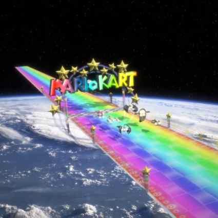 Star Kart / Rencontre entre Mario Kart et Star Wars