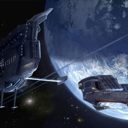 ATROPA, un court-métrage qui s'inspire d'Alien et Blade Runner