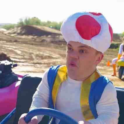 Mario Kart : Une chanson d'amour hilarante et mignonne à la fois
