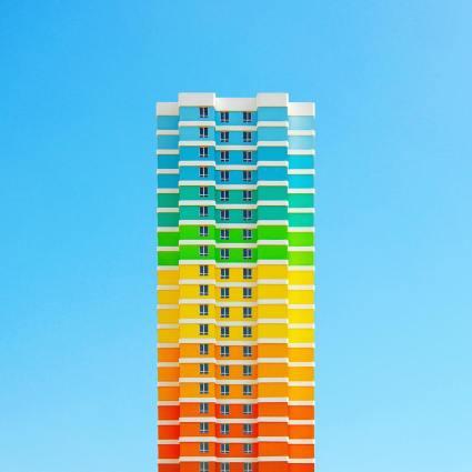 Colorful Istanbul / Yener Torun
