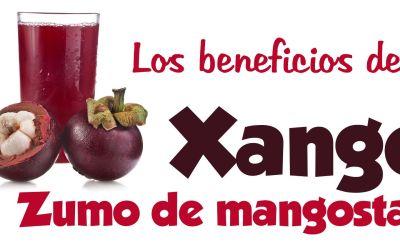 Zumo de mangostán   XANGO   Testimonio de los beneficios