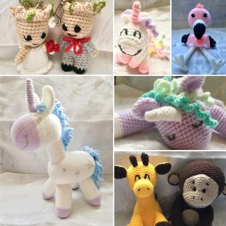 Crochet & Amigurumi Patterns