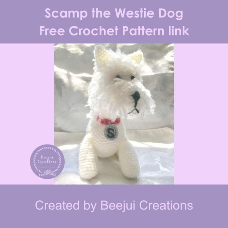 Scamp the Westie Dog
