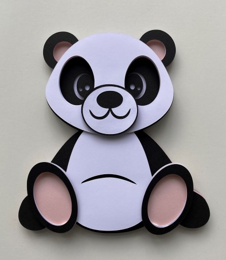 Panda Layers 9 - feet x 2