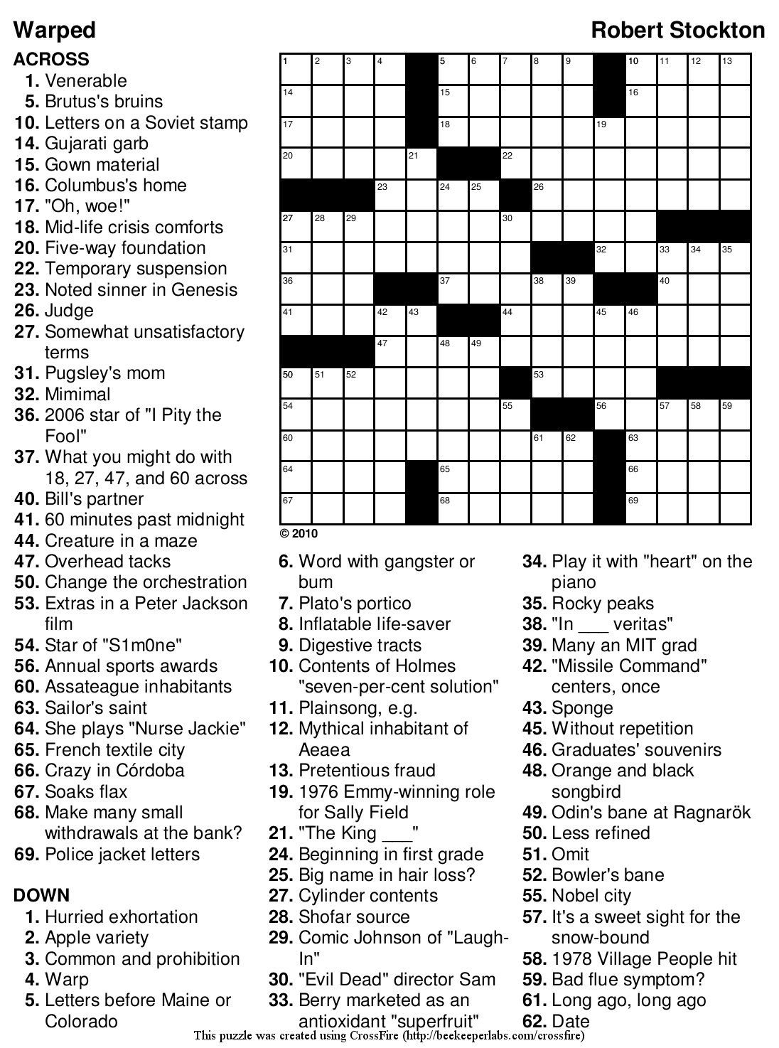 Sports Nutrition Crossword Puzzle Answers