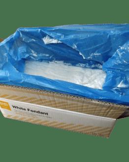 Bakers Fondant 12.5kg Box