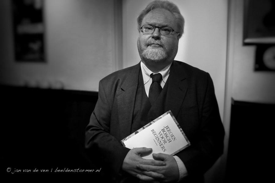 frank van geloven, auteur van het boek 'jeroen bosch voor beginners'