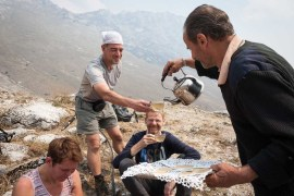 Reisverhaal over bergwandelen in Albanie van Valbona naar Teth