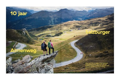 Verhaal n.a.v. 10-jarig jubileum Salburgeralmenweg