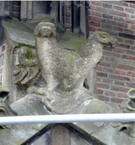 double-headed eagle before disassembly