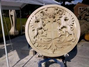 Finishing-Wappen