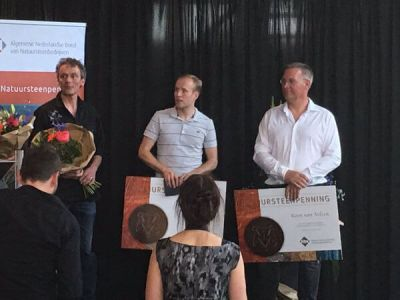 Mike Slotboom, Koen van Velzen erhielt Stein Medaillon 2016