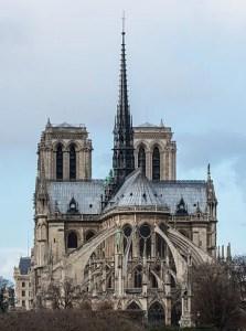 Notre Dame vóór 2019