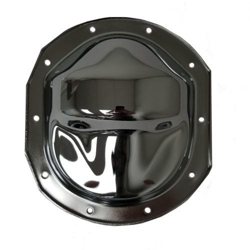 Chrome Differential Cover