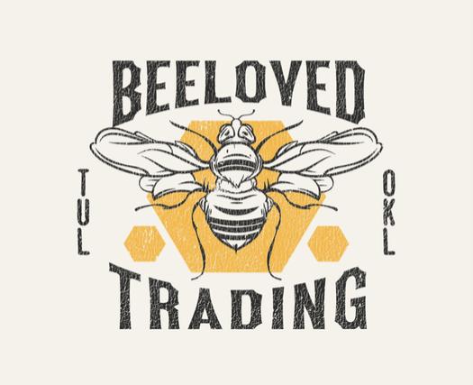 Vintage Honey Bee Logo 84030 Loadtve