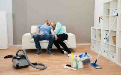 How Clean is Your House—And When to Call a Pro