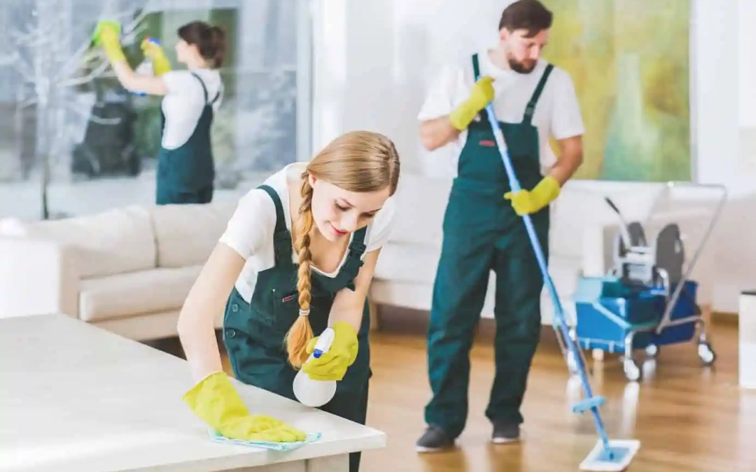 Home and Office Cleaning Service is a Must When you Work from Home