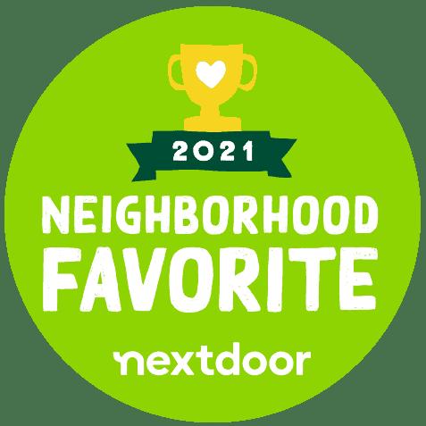 2021 neigbhorhood favorite 2021