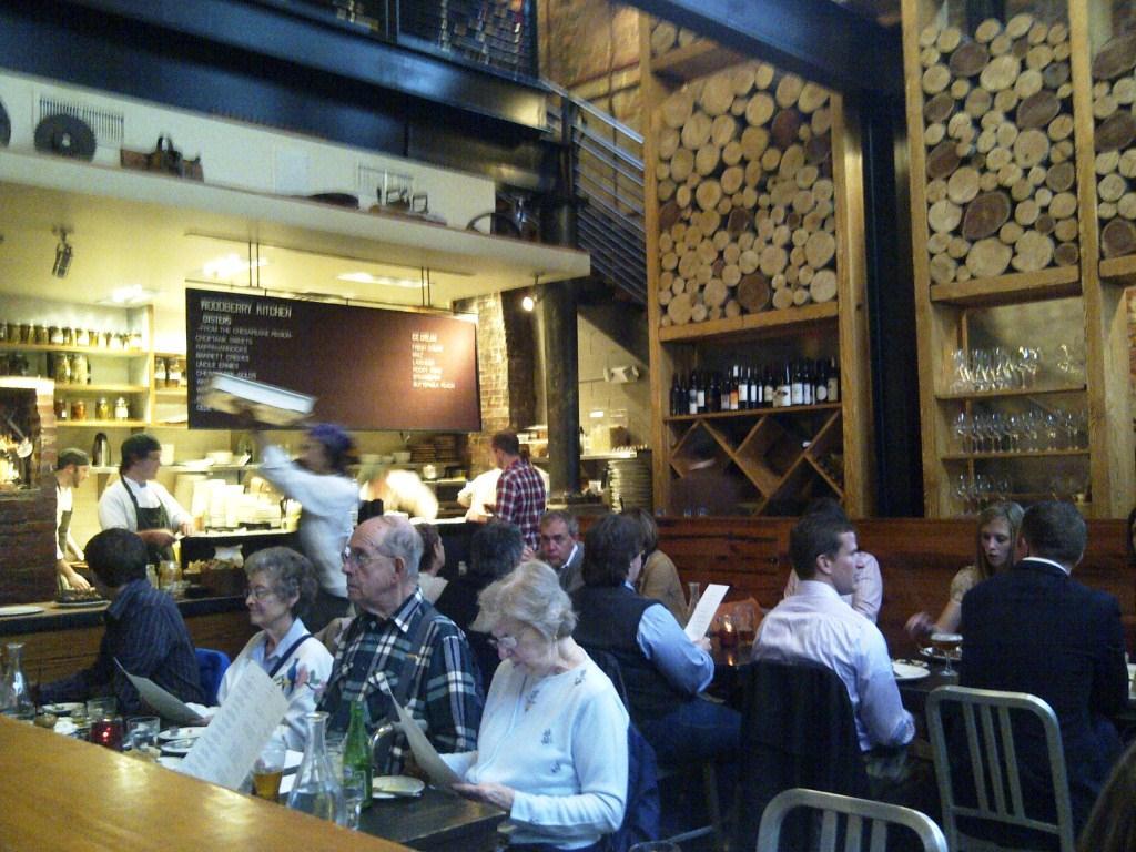 Woodberry Kitchen reviewBaltimore restaurant