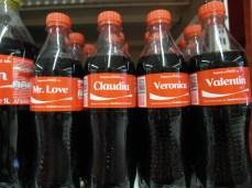 Share a coke with a romanian!