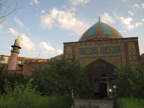 12-Yerevan - Blu mosque