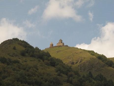 Kazbegi - Tsiminda Sameba